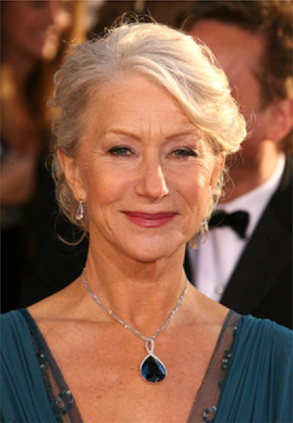 Oscar-winning actress Helen Mirren is to be honored with a star on Hollywood's Walk of Fame in 2013