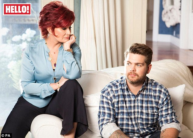 Ozzy and Sharon Osbourne have revealed that their son Jack was diagnosed with multiple sclerosis