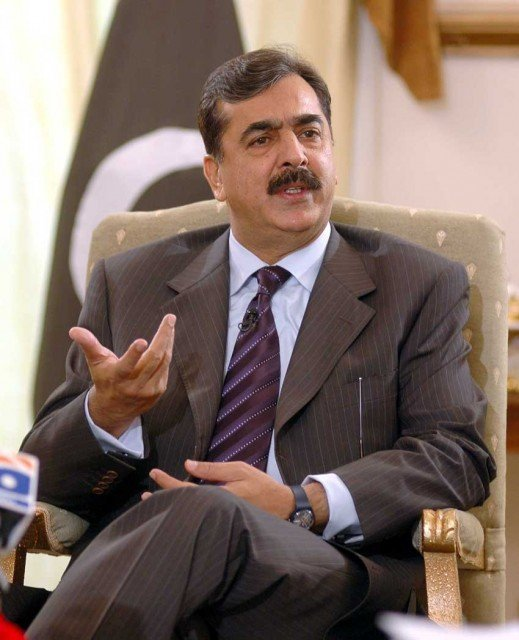 Pakistani Prime Minister Yousuf Raza Gilani has been disqualified by Supreme Court from holding office, two months after convicting him of contempt of court