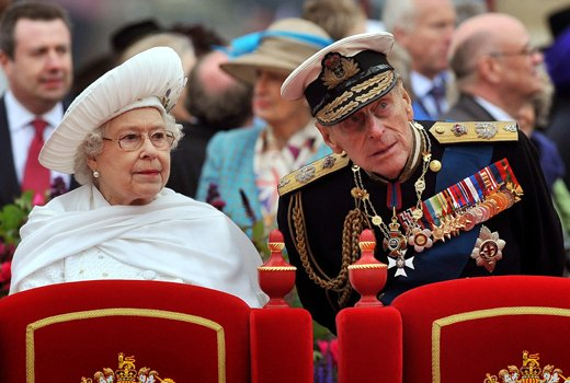 Prince Philip has been hospitalized with a bladder infection at King Edward VII hospital in London after paramedics were called to Windsor Castle this afternoon as a precautionary measure