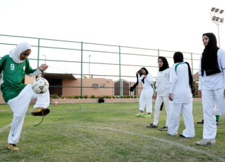 Saudi Arabia has decided to allow its women athletes to compete in the Olympic Games for the first time