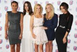 Spice Girls have reunited to launch Viva Forever!, a new West End musical based on their hit songs