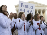 The US Supreme Court has ruled that President Barack Obama's landmark healthcare reform (ObamaCare) act is constitutional
