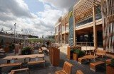 The biggest McDonald's restaurant on the planet has been built in London, right in the middle of the Olympic park