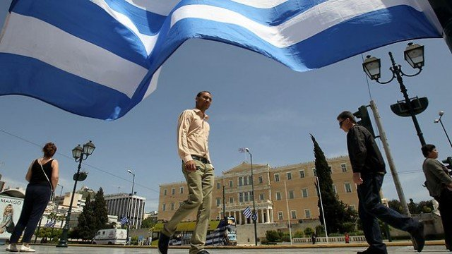 The polls have opened this morning in Greece for crucial elections which could determine the country's future in the eurozone