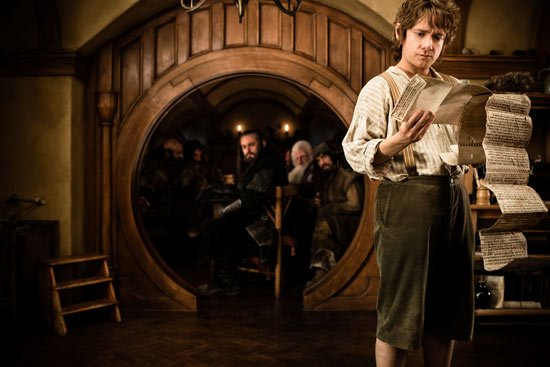 The world premiere of The Hobbit, An Unexpected Journey is planned to take place in New Zealand on November 28