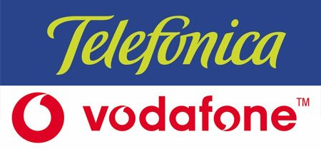 Vodafone and 02-owner Telefonica have announced plans to create one shared grid in the UK