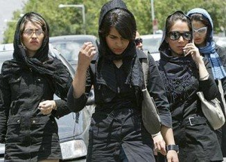 Young Iranians must adopt complicated and creative behavior to navigate around restrictions on their private lives, says journalist Kamin Mohammadi