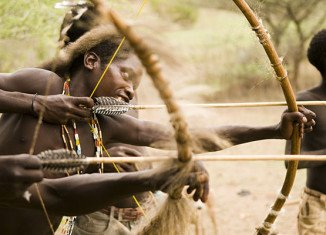A study of the Hadza tribe, who still exist as hunter gatherers, suggests the amount of calories we need is a fixed human characteristic