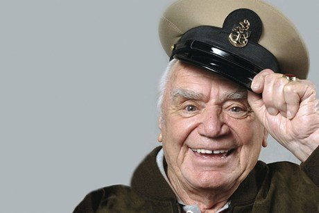 Actor Ernest Borgnine has died aged 95