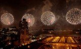 Americans celebrated 236 years of independence in spectacular style on Wednesday with dazzling displays of fireworks held across the country