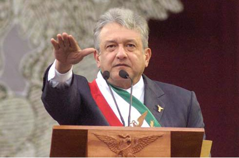 Andres Manuel Lopez Obrador the second placed candidate in Mexicos presidential election has said he will mount a legal challenge to the result photo