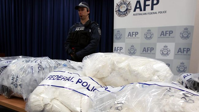 Australian police have seized drugs worth over $500 million dollars and broken up a Hong Kong-based drugs ring