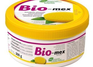 Bio-mex is an organic, chemical-free product which can get rid of grease and dirt not only from kitchens and bathrooms, but also be used to keep bicycles and car engines shiny and clean