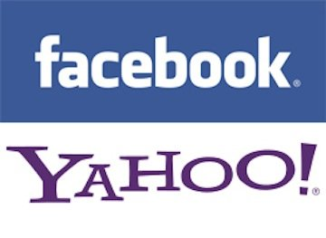 Facebook and Yahoo have settled their patent row and formed an advertising alliance