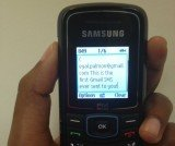 "Gmail SMS can run on so-called ""dumb phones"" which only have very basic features and no access to the internet"