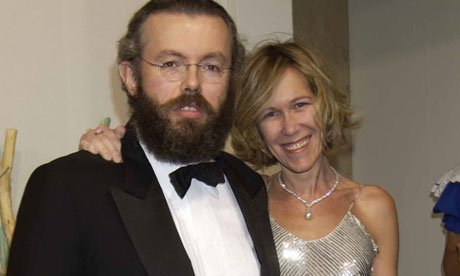 Hans Kristian Rausing, husband of late millionairess Eva Rausing, is due in court today charged with delaying her burial