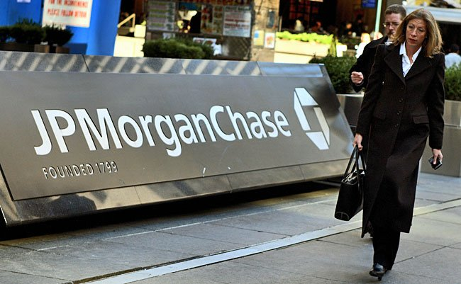 JPMorgan Chase has raised its estimate of the value of its recent losses from trading in complex financial derivatives to $4.4 billion