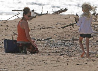 Julia Roberts was all sweetness and smiles in Hawaii with her adorable daughter Hazel