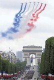 July 14 is the day when the French celebrate the Bastille Day throughout France