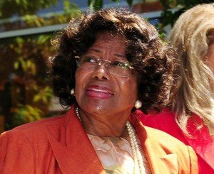 Katherine Jackson is safe and with a family member in Arizona, authorities said late on Sunday