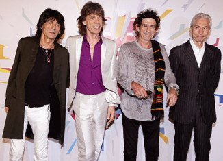 "Keith Richards, the guitarist of The Rolling Stones, says the band have met up for ""a couple of rehearsals"" as they mark 50 years together"