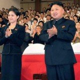 Kim Jong-Un has been seen attending different events with a mystery woman