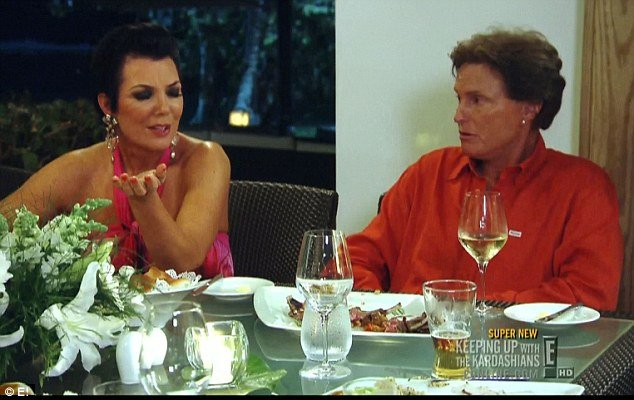 Kris Jenner's marriage to Bruce Jenner is reportedly on the rocks after he caught her emailing her former lover Todd Waterman