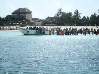 Last September, nearly 200 people died when an overcrowded boat with 800 people aboard sank off Zanzibar
