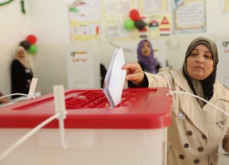 Libyan people are voting in their first free election for more than 50 years