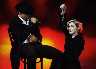"Madonna has said the angry reaction from a crowd at her recent 45-minute Olympia show in Paris was from ""thugs who were not my fans"