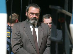 Mike du Toit, the mastermind of a white supremacist plot to kill Nelson Mandela, has been convicted of treason