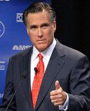 Mitt Romney and the Republicans raised a combined $100 million in June