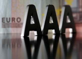Moody's has warned the outlook for Germany's AAA credit rating is negative, the first step towards a possible downgrade