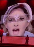 National Front is to sue Madonna after showing Marine Le Pen with a swastika during her concert in Paris