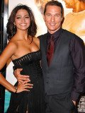 Newlyweds Matthew McConaughey and Camila Alves are expecting their third child