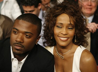 Ray J is reportedly still struggling to come to terms with Whitney Houstons death photo