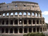 Rome's world famous Colosseum is now around 40 cm (16 inches) lower on the south side than on the north