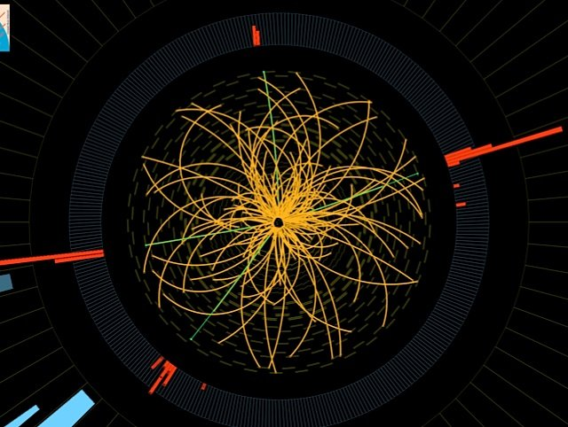 "Scientists at CERN in Switzerland will announce that the elusive Higgs boson ""God Particle"" has been found at a press conference next week photo"