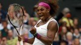 Serena Williams overcame Agnieszka Radwanska and won fifth Wimbledon singles title