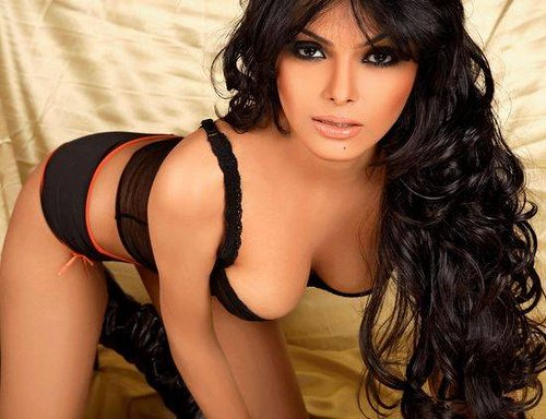 Sherlyn Chopra is the first Indian to appear nude in Playboy magazine
