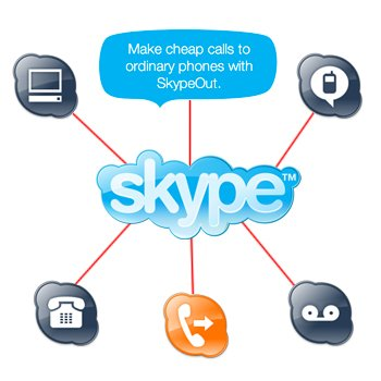 """Skype has denied making changes to its system """"in order to provide law officers greater access"""" to its members' conversations"""