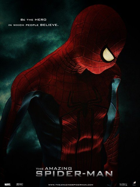 Sony Pictures has confirmed that The Amazing Spider Man is the first film in a new trilogy for the franchise 480x640 photo
