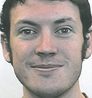 Suspect James Holmes 24 was arrested outside the cinema photo
