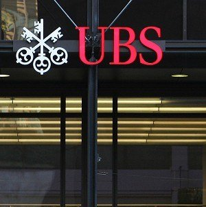 Swiss bank UBS lost 349 million Swiss francs ($356 million) by investing in Facebook shares, more than halving its profits