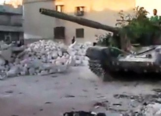 Syrian army has launched ground and air attacks against rebels in parts of Aleppo
