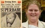 The first test tube baby, Louise Brown, was born in the UK in July 1978