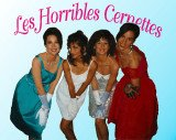 The image of Les Horribles Cernettes is believed to have been the first photo uploaded to the fledgling world wide web