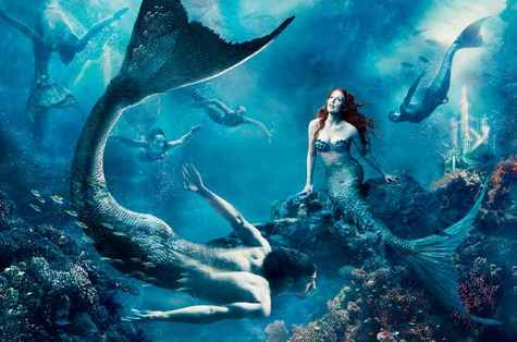 There is no evidence that mermaids exist, The National Ocean Service has said