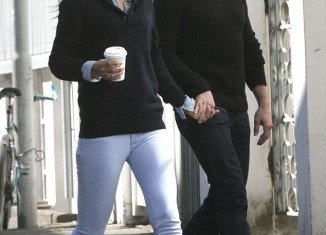 This is believed to be the last picture of Katie Holmes and Tom Cruise together, taken in Iceland on June 16